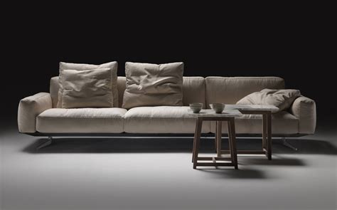 where does the word settee come from antonio citterio the art director of flexform presented