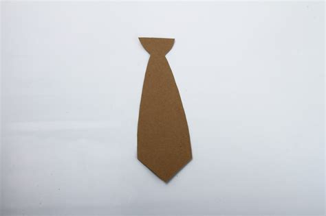 How To Make A Paper Tie That You Can Wear - how to make a s day tie garland jam