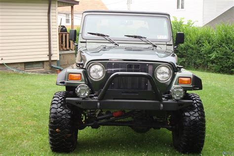 4 0 Jeep Engine For Sale 1998 Jeep Wrangler Sport 4 0 For Sale