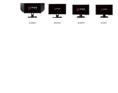 Monitor Led Benq 24 Inch Xl2430 Zowie Gaming xl2430 144hz 24 inch e sports monitor benq zowie global