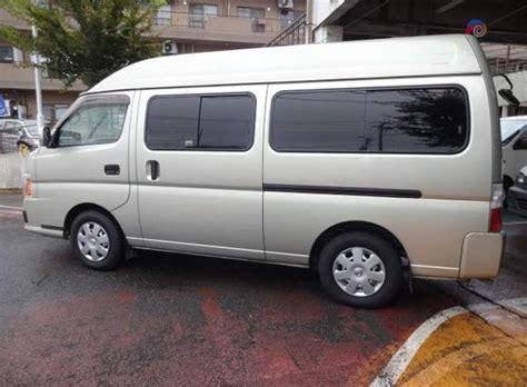 nissan mini car nissan caravan mini 2009 used for sale