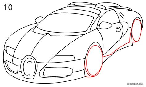 how to create doodle how to draw a bugatti step by step pictures cool2bkids