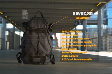5 11 hydration pocket 5 11 tactical havoc 30 backpack giveaway