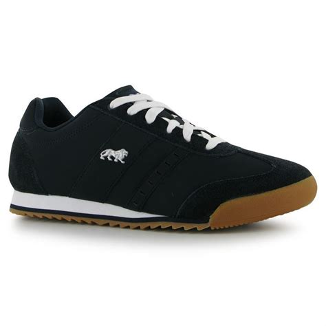 Lonsdale Style By Marlaba Shoes lonsdale mens lambo trainers low top laced sport shoes