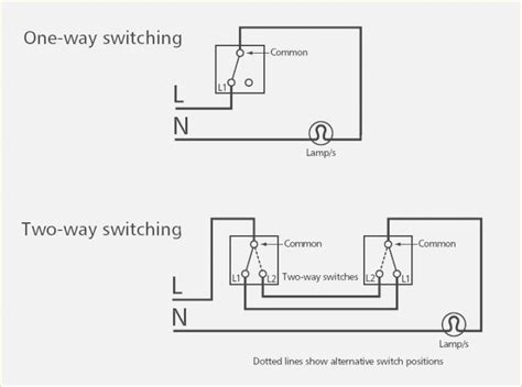2 1 way switch wiring diagram davehaynes