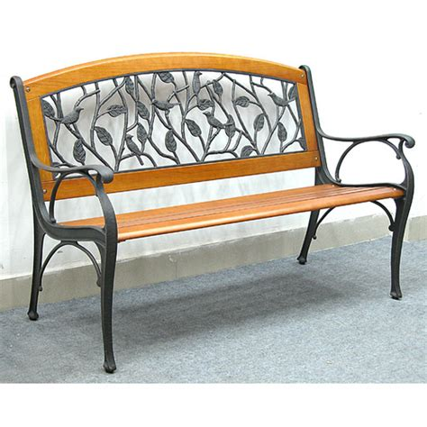 lowes 4 garden bench 45 w instore 75 patio