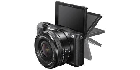 Kamera Sony A6000 Di Jepang sony a6000 kamera mirrorless idola baru anak muda