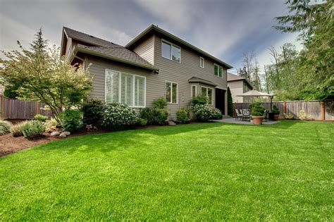 Home Yard | sammamish home in sterling woods timberline