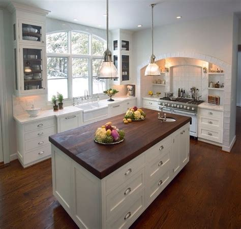 kitchen without wall cabinets poll design kitchen with an interior wall without upper cabinets