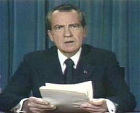 Who Is The Only President To Resign From Office by The Nixon Administration And Watergate Nixon Resignation