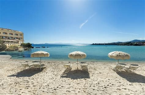il gabbiano azzurro migliori 5 hotel sul mare in sardegna