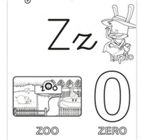 imagenes en ingles con la letra z fichas infantil palabras con la letra z en ingl 233 s zoo