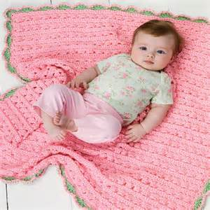 25 free baby blanket crochet patterns diy projects