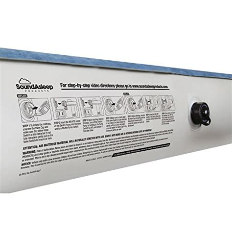 Eco Friendly Air Mattress by Soundasleep Cing Series Air Mattress With Eco Friendly