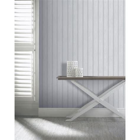 grey wallpaper b m arthouse tongue groove wallpaper grey decorating b m
