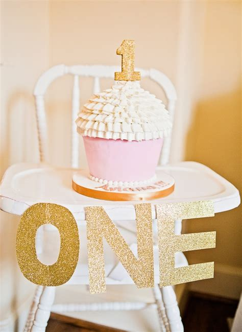 gold birthday themes 21 pink and gold first birthday party ideas pretty my party