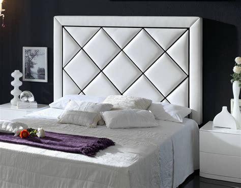 cabeceros de piel modernos cabeceras de cama modernas cabeceros polipiel piel