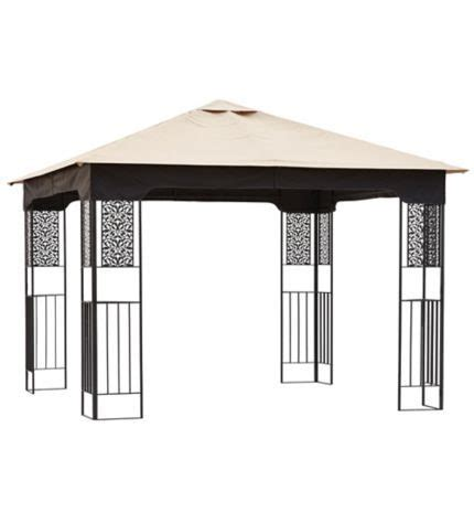 for living lakeside collection gazebo yp ca