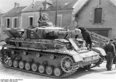 operaciones panzer las panzer en normandia