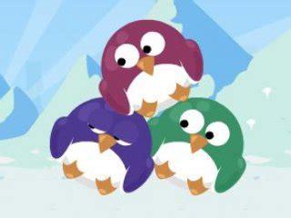 colorful penguins colorful penguins bezmaksas sp苴les