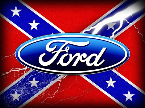 ford rebel flag free color ford rebel confederate flag decal free