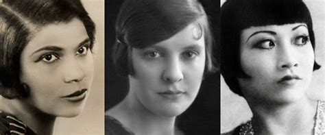 everyday women in their 30 women s 1920s makeup an overview hair and makeup artist