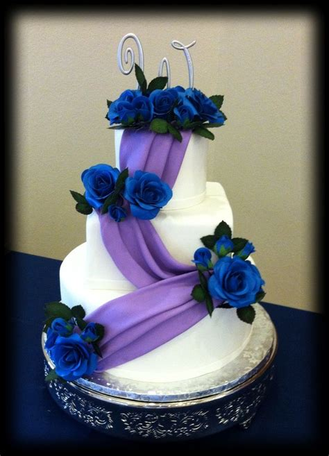 102 best wedding purple blue images on pinterest
