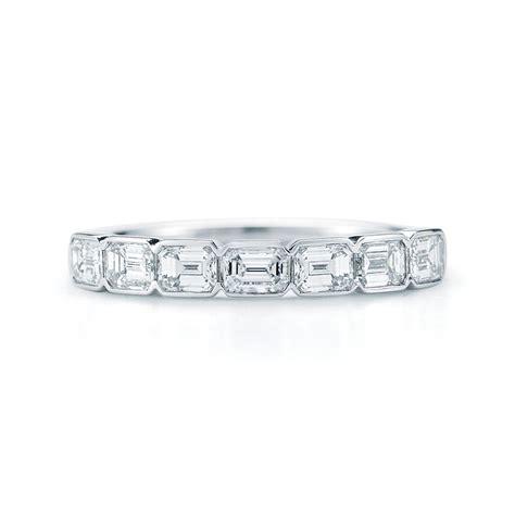 Wedding Bands Emerald by Wedding Band To Match Emerald Cut E Ring Weddingbee