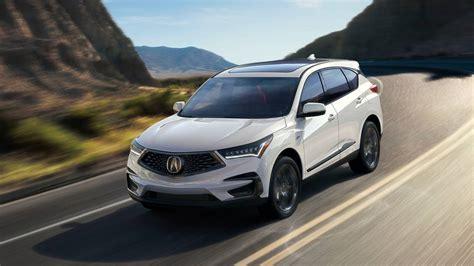 2019 Honda Acura by 2019 Acura Rdx Makes World Debut In Ny Boasts 2 0 Liter