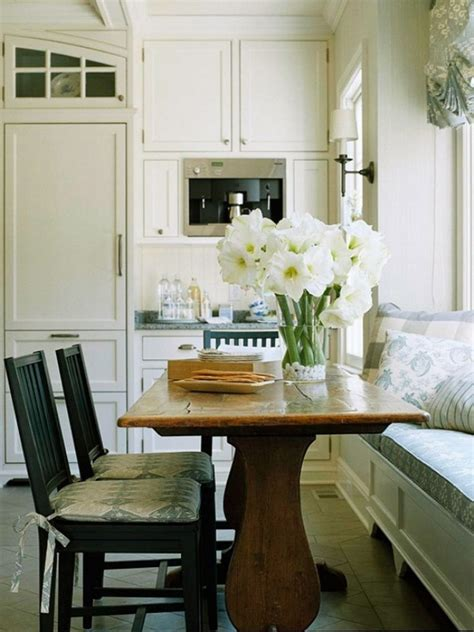 couch in kitchen nook appealing small kitchen with wooden dining table balck