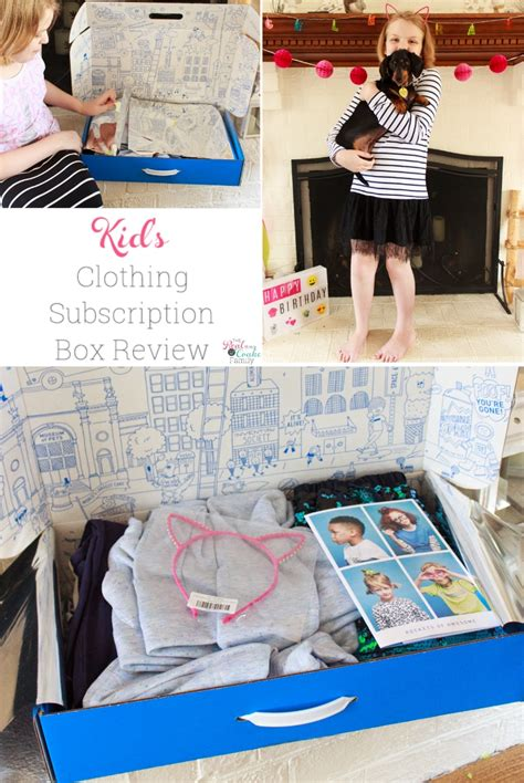cuteness in a kid s clothing subscription box a review