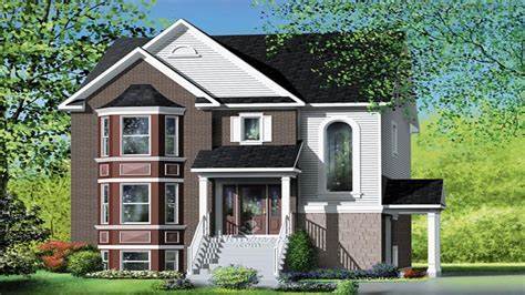 multi family home designs narrow multi family house plans multi family house plans