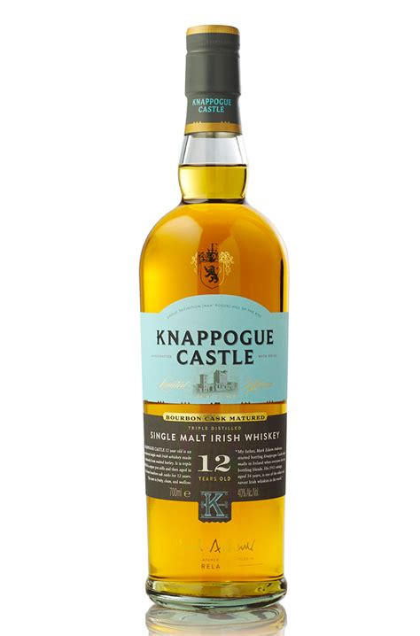 House Specification Sheet knappogue castle 12 year old 700ml