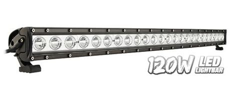 ironman led light bars ironman led light bar 120w iledsr1016