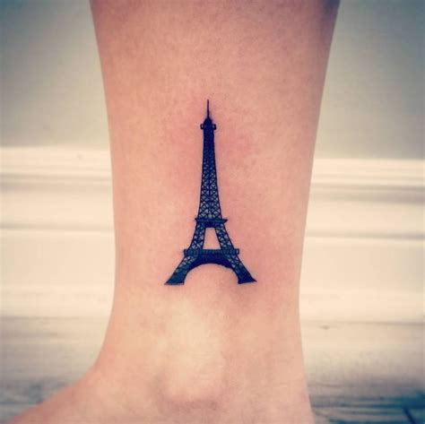paris tattoo best 25 eiffel tower ideas on tour