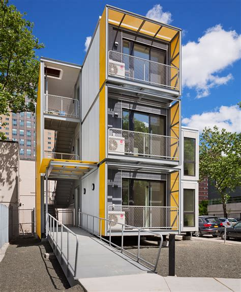 urban housing urban post disaster housing prototype for nyc by garrison architects