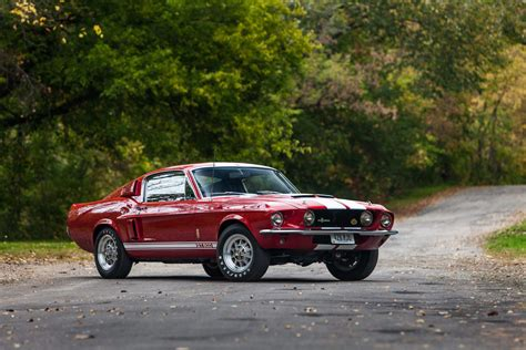 1967 ford gt 1967 shelby gt500 mustang