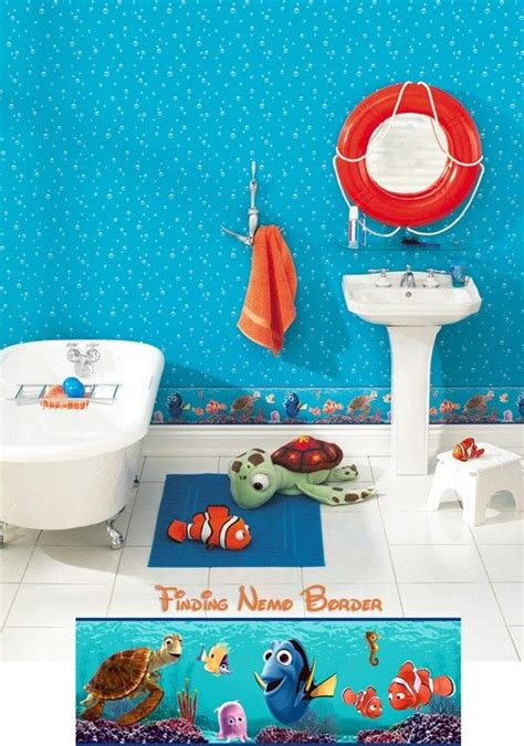 finding nemo bathroom accessories lol finding nemo for the bathroom for the home pinterest
