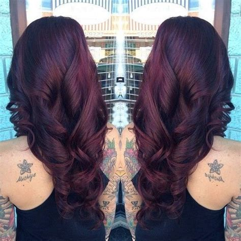 black cherry hair color chart cherry coke red hair color short hairstyle 2013