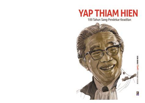 Buku Saku Tempo Yap Thiam Hien By Tempo seri penegak hukum yap thiam hien book by tim buku tempo scoop