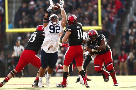 Byu Mba 2nd Block Courses by Tough Defense Helps Byu Get Road Win Vs Cincinnati