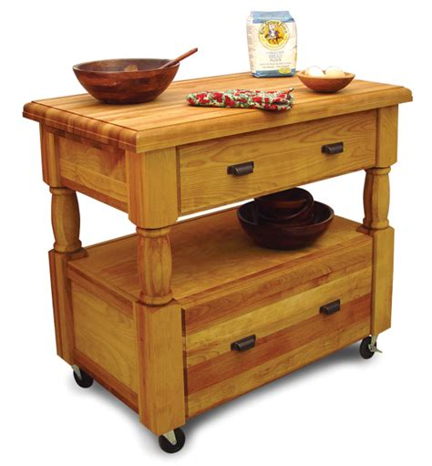 catskill craftsmen hardwood 40 in kitchen island 64026 catskill craftsmen the europa work center model 1429