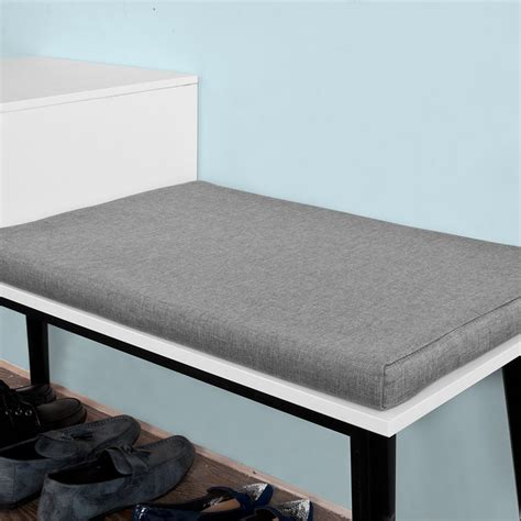 shoe bench with cushion sobuy 174 shoe storage bench with drawers hallway seat with