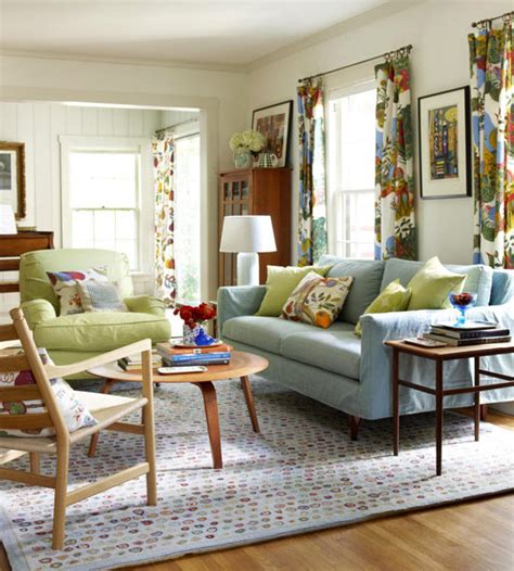 How To Dress A Small Living Room by Small Space Big Style Home Depot Center