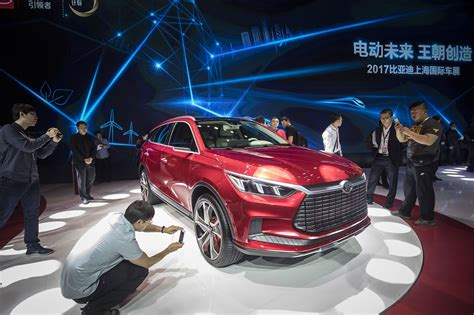 china auto show shanghai motor show 2017 review gavin green at auto