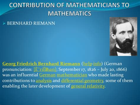 bernhard riemann and calculus 7 contributionsof indian mathematicians to mathematics