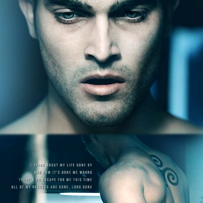 tyler hoechlin tattoo wolf images derek hale wallpaper and background