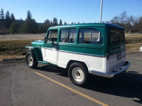 Jeep Woody Wagon For Sale Jeep Woodies 2016 Autos Post