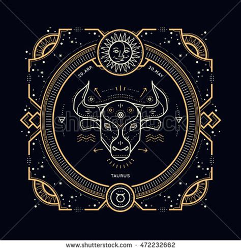 wallpaper bintang libra taurus stock images royalty free images vectors