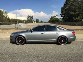 2006 audi a6 c6 with a set of hre 549r audi
